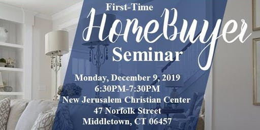 First-Time Home-Buyer Seminar