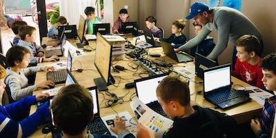 Programmieren lernen für Kinder in Berlin - Computerkurs für Kinder