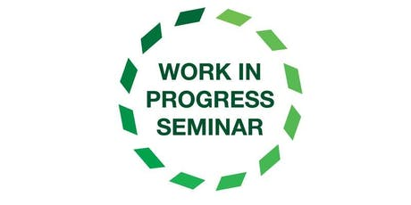 Work-In-Progress with Dr Mark Rouncefield tickets