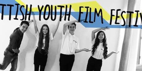 Scottish Youth Film Festival 2019 tickets