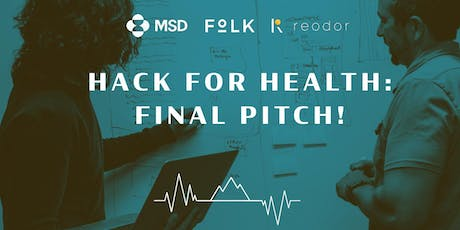 Hack for Health: Final pitch! tickets