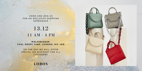 Lobos Shopping Event tickets