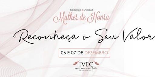 Congresso Mulher de Honra