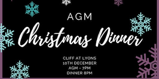 AGM and Christmas Dinner 2019