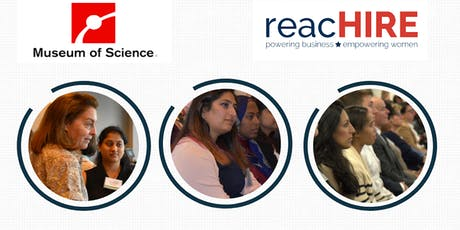 Women in STEM: The Science of Getting Back to Work tickets