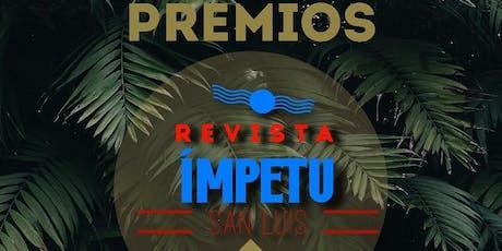 PREMIOS ÍMPETU 2019 entradas
