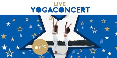 YogaConcert tickets