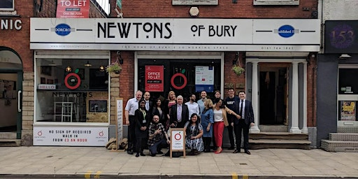 M62 Connections - Bury NEW GROUP