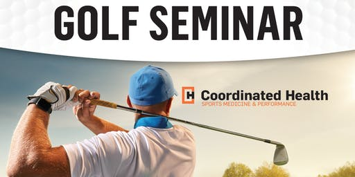 Golf Seminar - Woodstone Country Club