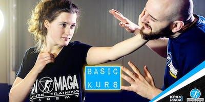 6 Wochen Anfängerkurs Krav Maga Selbstverteidigung