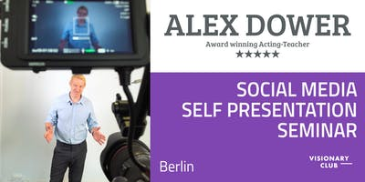 Copy of Social Media Self-Presentation Seminar with Alex Dower (Date 1)