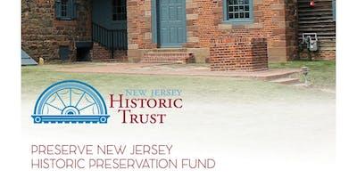 2020 Preserve NJ Applicant Workshop