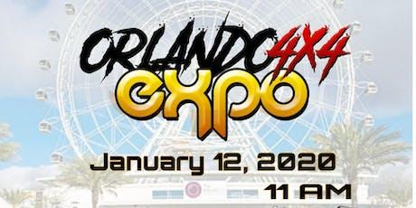 Orlando 4X4 Expo tickets
