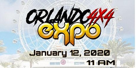 Orlando 4X4 Expo entradas