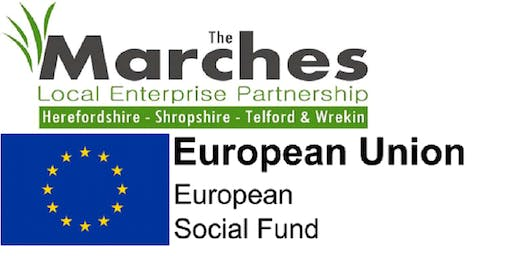 Marches European Social Fund open call workshop - provision for NEETs