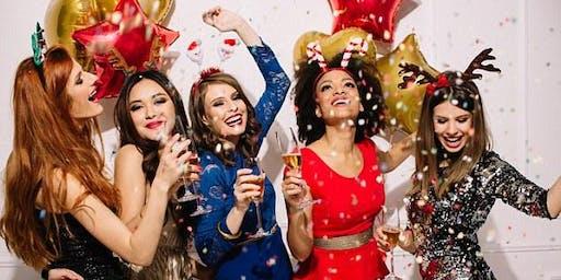 Successful Superwomen Christmas Party