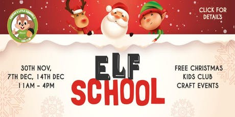 Elf School tickets
