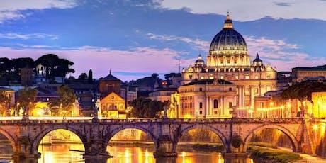 AcademyTOUR Lazio 27 Ottobre 2020 entradas