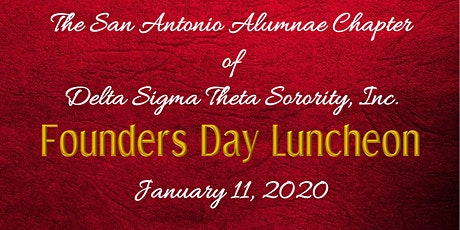 2020 SAAC Founders Day Luncheon tickets