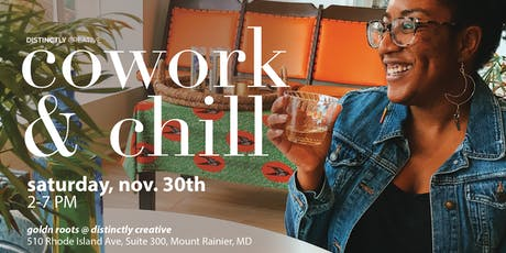 Cowork & Chill: Free Coworking Day tickets