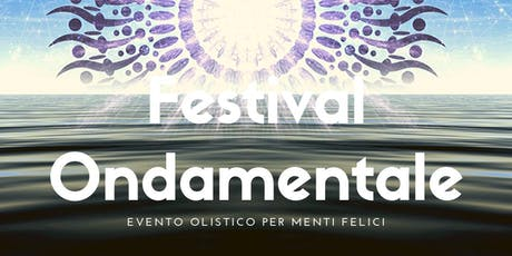 1° festival Ondamentale biglietti