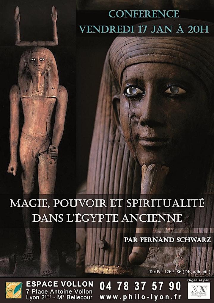 Image pour Magie, pouvoir et spiritualité dans l'Egypte ancienne