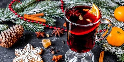 Dynamo Christmas Drinks