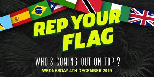 Rep Your Flag with Warwick Urban Society
