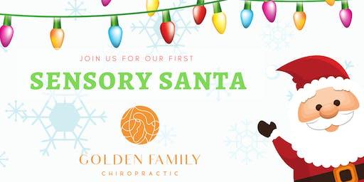 Sensory Santa is Coming to Town!