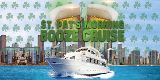 St. Pat's Morning Booze Cruise on March 14th