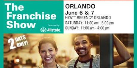 Orlando Franchise Show tickets