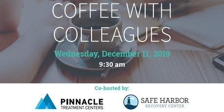 Coffee with Colleagues tickets
