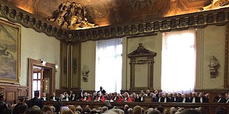 Jury final mission Scale Up X-HEC Entrepreneurs - 13 décembre 2019 - Tribunal de commerce de Paris  billets