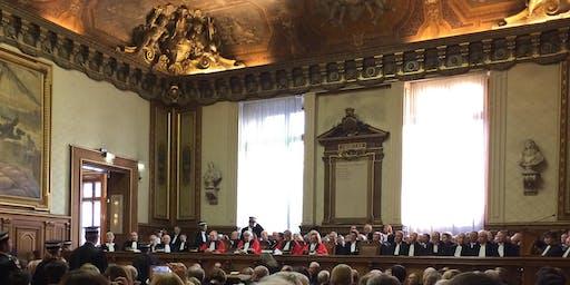 Jury final mission Scale Up X-HEC Entrepreneurs - 13 décembre 2019 - Tribunal de commerce de Paris