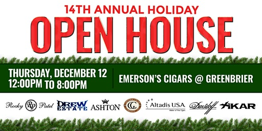 14th Annual Holiday Open House