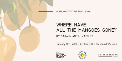 Book Launch: Where Have All the Mangoes Gone?