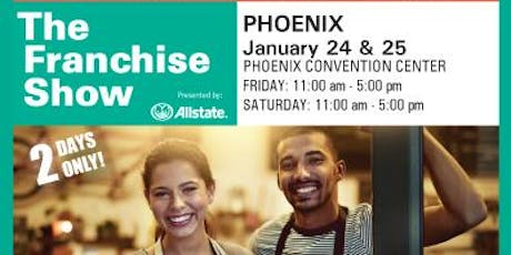 Phoenix Franchise Show tickets