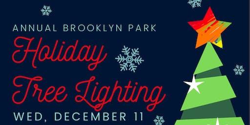 Brooklyn Park Holiday Tree Lighting
