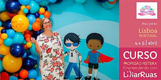 LISBOA tem Lilian Ruas com Profissão Festeira edição 2020