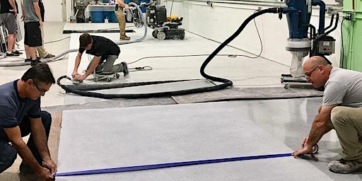 Concrete Polishing and Decorative Staining Training Course