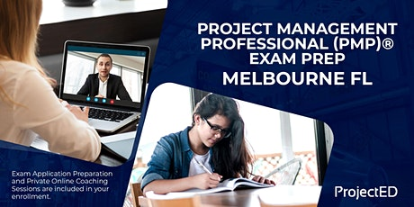 Project Management Professional (PMP)® Exam Prep LIVE @ Holiday Inn Express MELBOURNE FL tickets
