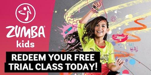FREE Zumba Kids @ George Chuvalo Centre