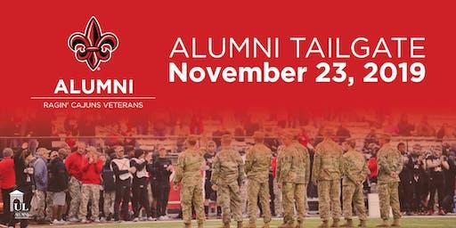 Ragin' Cajun Veterans Alumni Tailgate