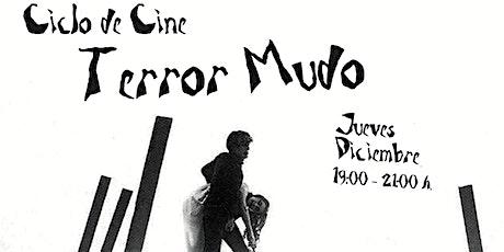 CICLO DE CINE TERROR entradas