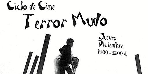 CICLO DE CINE TERROR