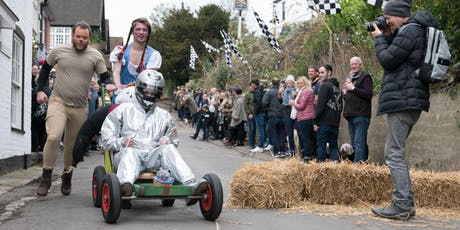 Sutton Valence 40th Annual New Years Day Pram Race Team Entry tickets