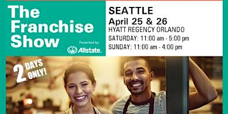 Seattle Franchise Show tickets