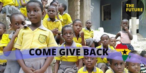 School Volunteer Project Tour
