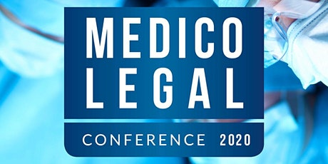 Medico-Legal Conference 2020 tickets
