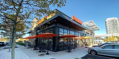Dunkin' Celebrates Grand Opening of New Tysons Restaurant tickets